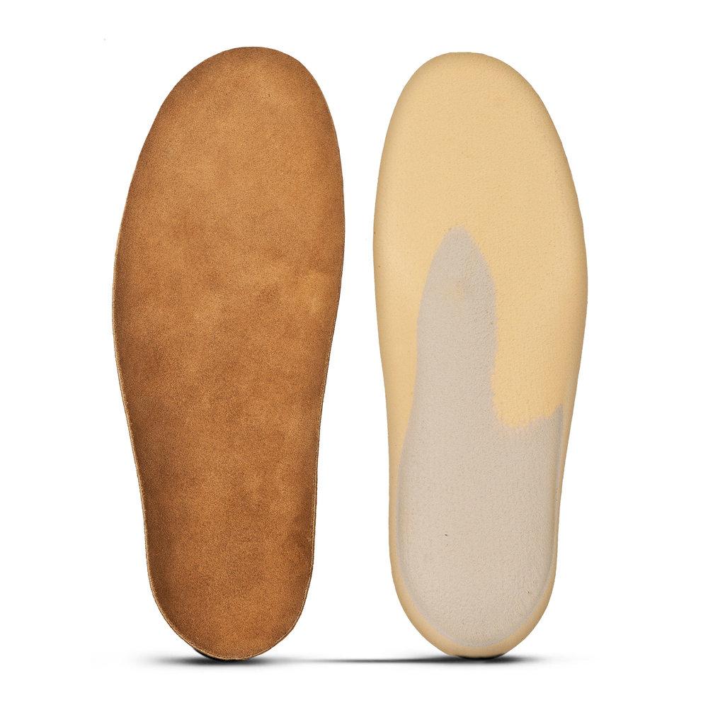 even-keel-custom-insoles-tan-suede-soft-base-flat-lay.jpg