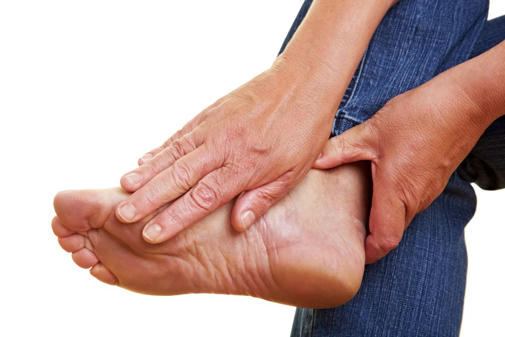 Acute, consistent pain will often require the advice of a professional foot care specialist.