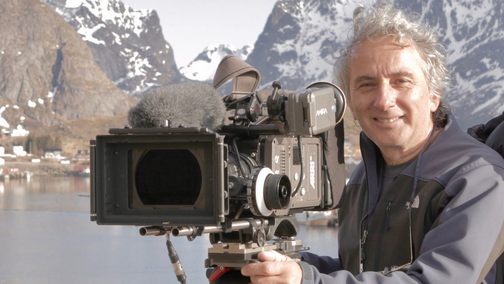 Harry PanagiotidisCo-Producer &Director of Photography -
