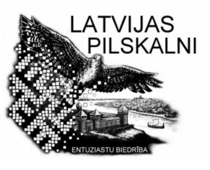 Logo autors ir Andris KeišsLogo autors Andris Keišs