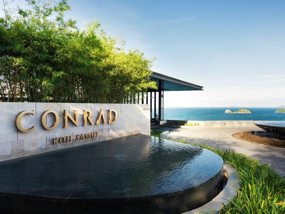 Conrad Hotel Koh Samui