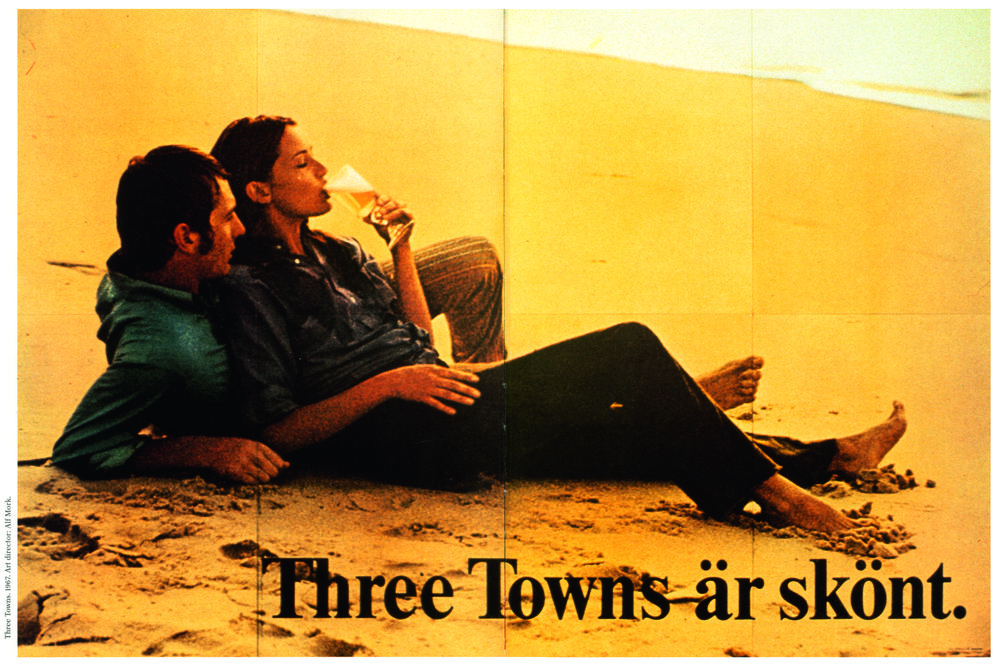 Three Towns – ute med svagdricka