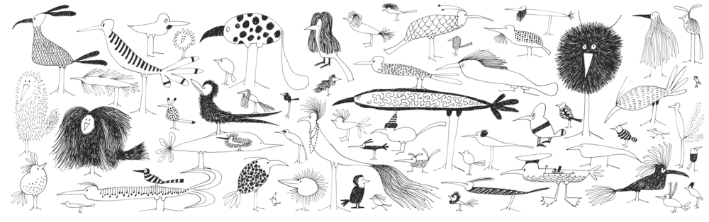 Illustration av Olle Eksell