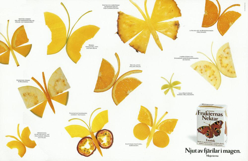 Frukternas nektar
