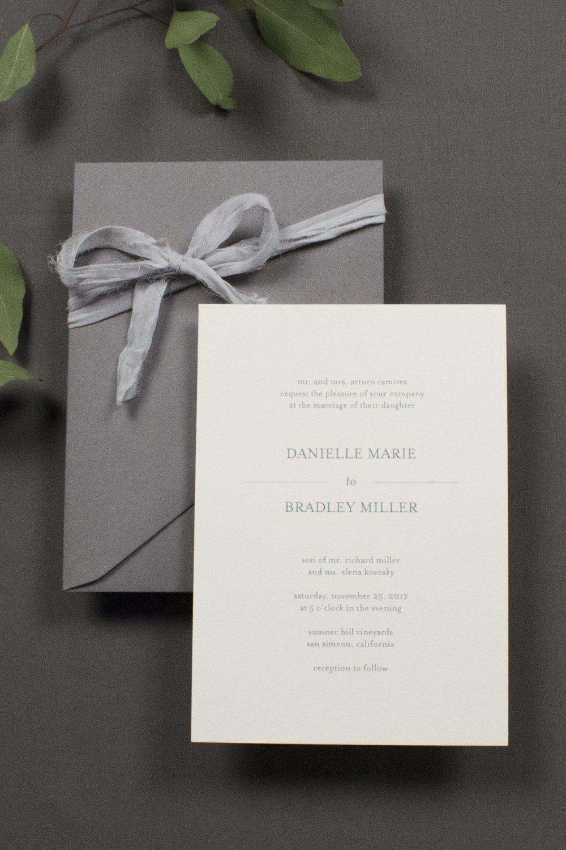 Custom Stationery Caitlin O Bryant Design