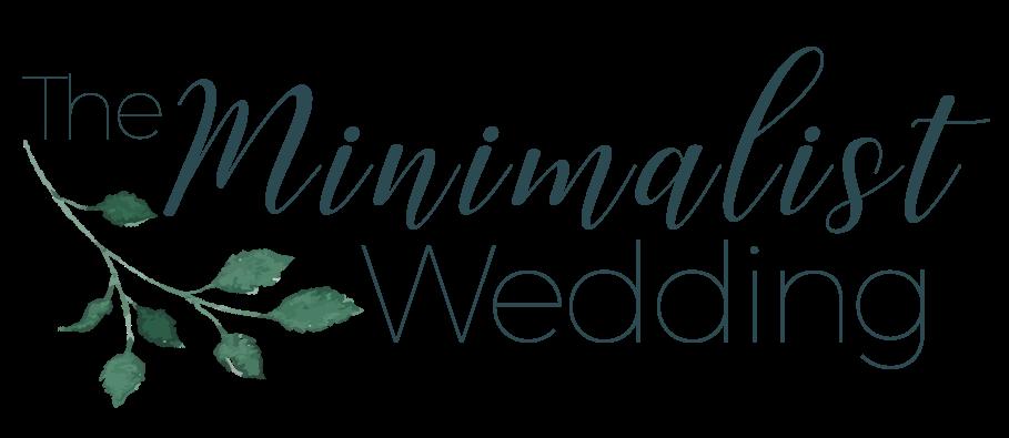 The Minimalist Wedding