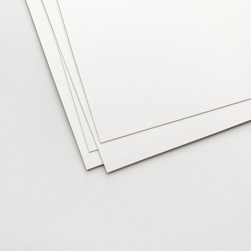 Clean Edge Cotton Paper