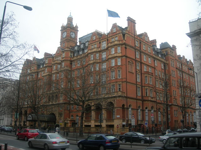 The Prince of Wales Hospital on Marylebone Road is now the Landmark Hotel.