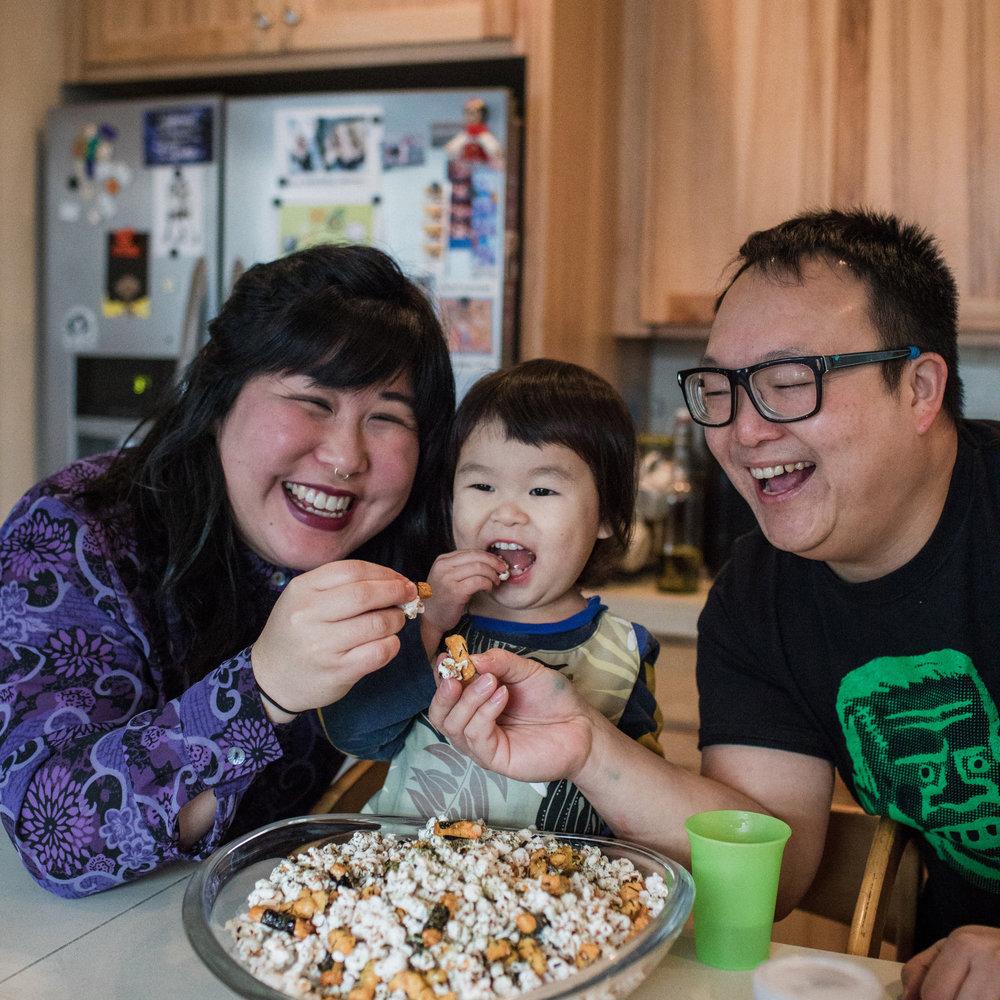 THE CHIU FAMILY -