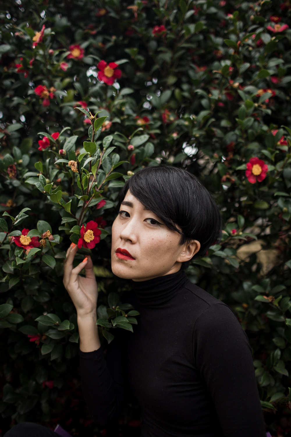 """CAY HORIUCHI - """"I believe in dancing as an act of rebellion."""""""