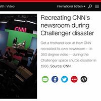 CNN BEHIND THE SCENES