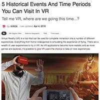 VR FOCUS