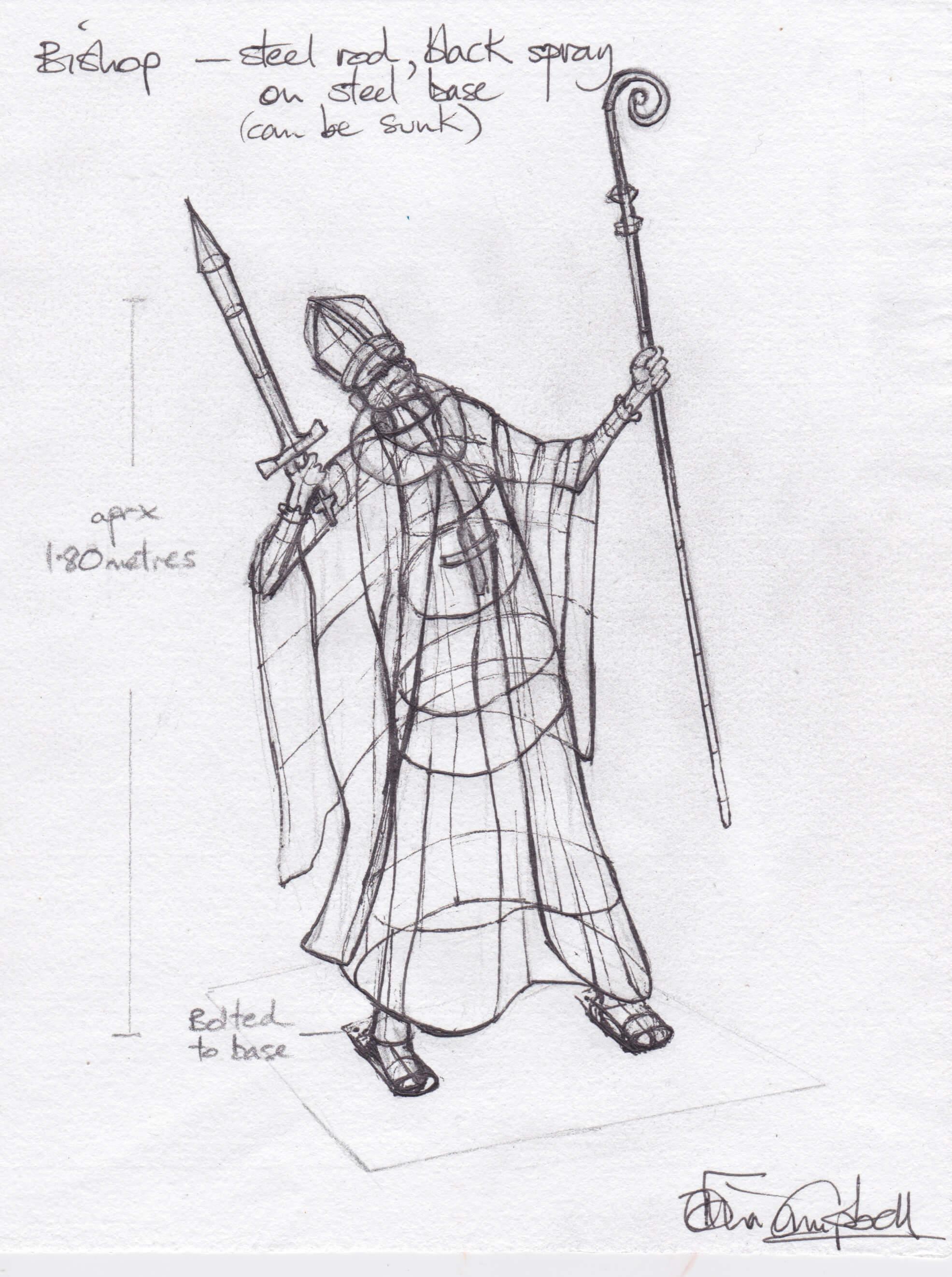 Bishop design