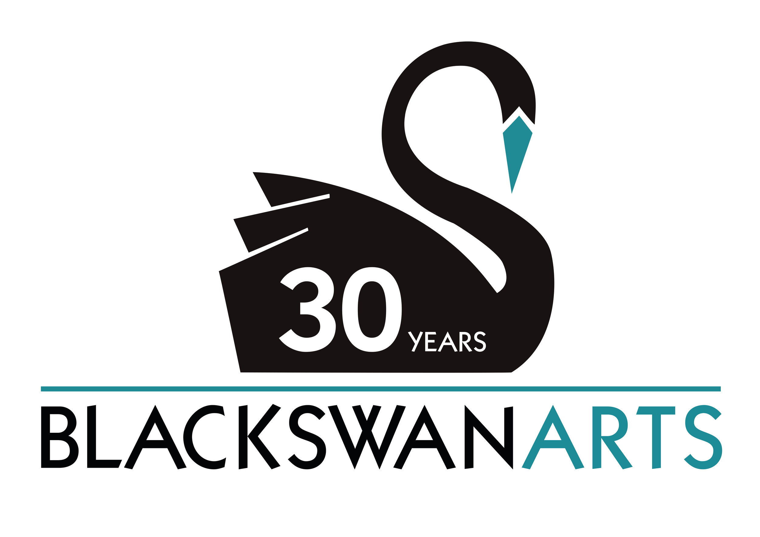 New Black Swan 30th logo