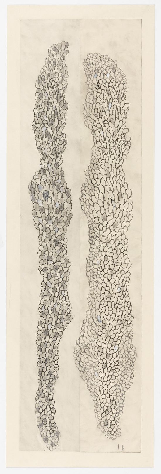 Louise Bourgeois Swaying 2006