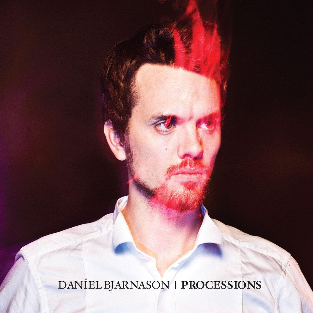 DANÍEL BJARNASONPROCESSIONS - CD/DIGITAL
