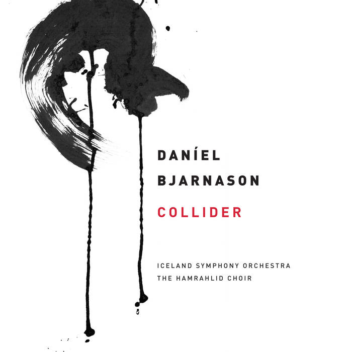 DANÍEL BJARNASON COLLIDER - DIGITAL