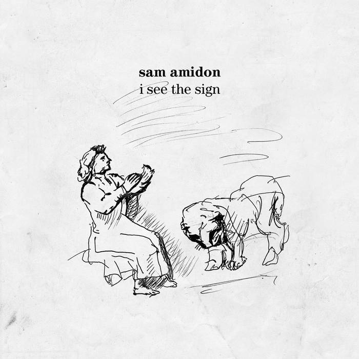 SAM AMIDONI SEE THE SIGN - CD/DIGITAL