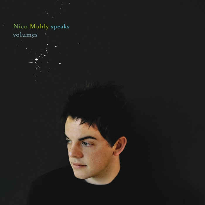 NICO MUHLYSPEAKS VOLUMES - CD/DIGITAL
