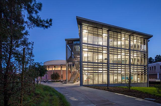 UC Irvine Anteater Learning Pavilion -