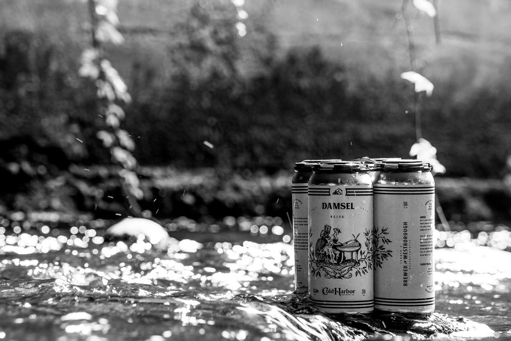 Cans in Well