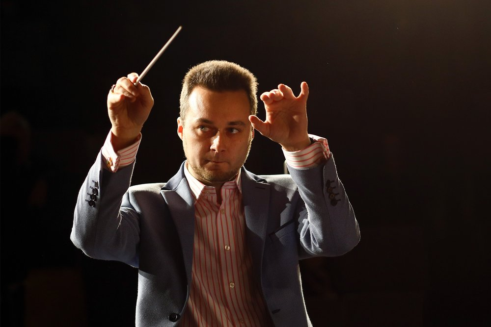 Grzegorz Dymon - Conductor