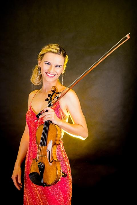 Kamila Malik - Violinist