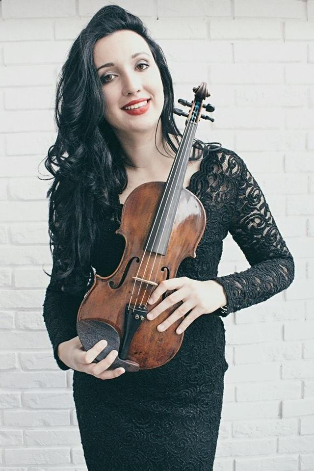 Katarzyna Olszewska - Violinist