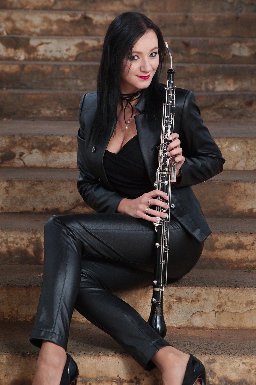 Monika Pietruszewska - Oboist