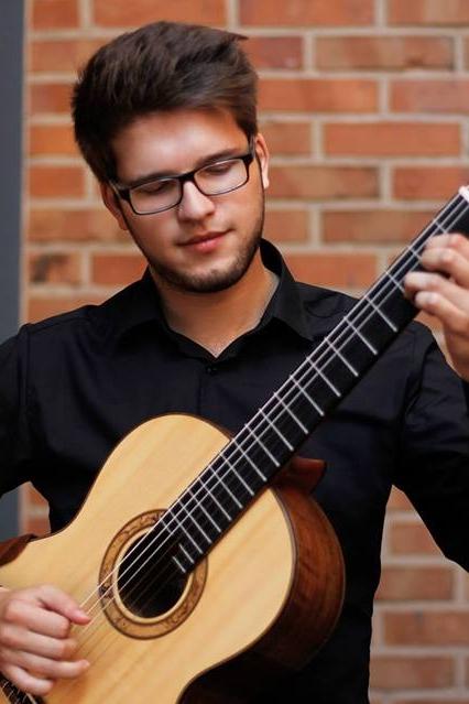 Radosław Wieczorek - Guitarist