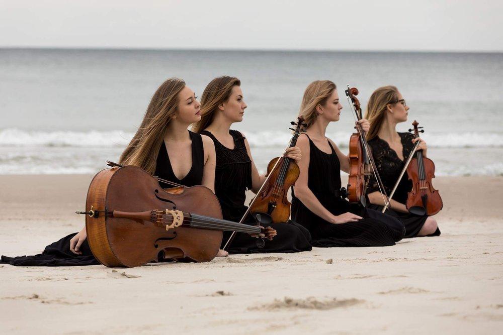 The Golden Gate String Quartet -