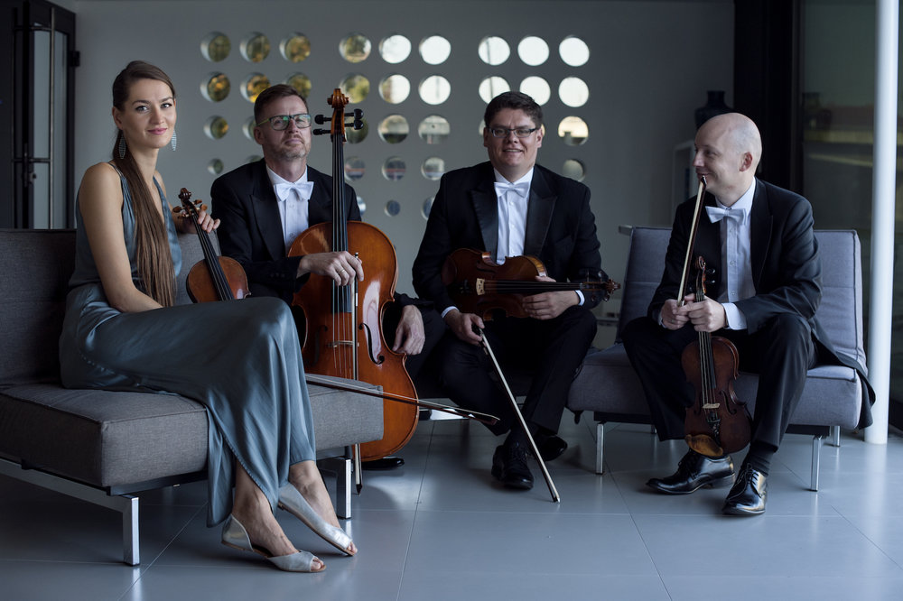 Nova Quartet -