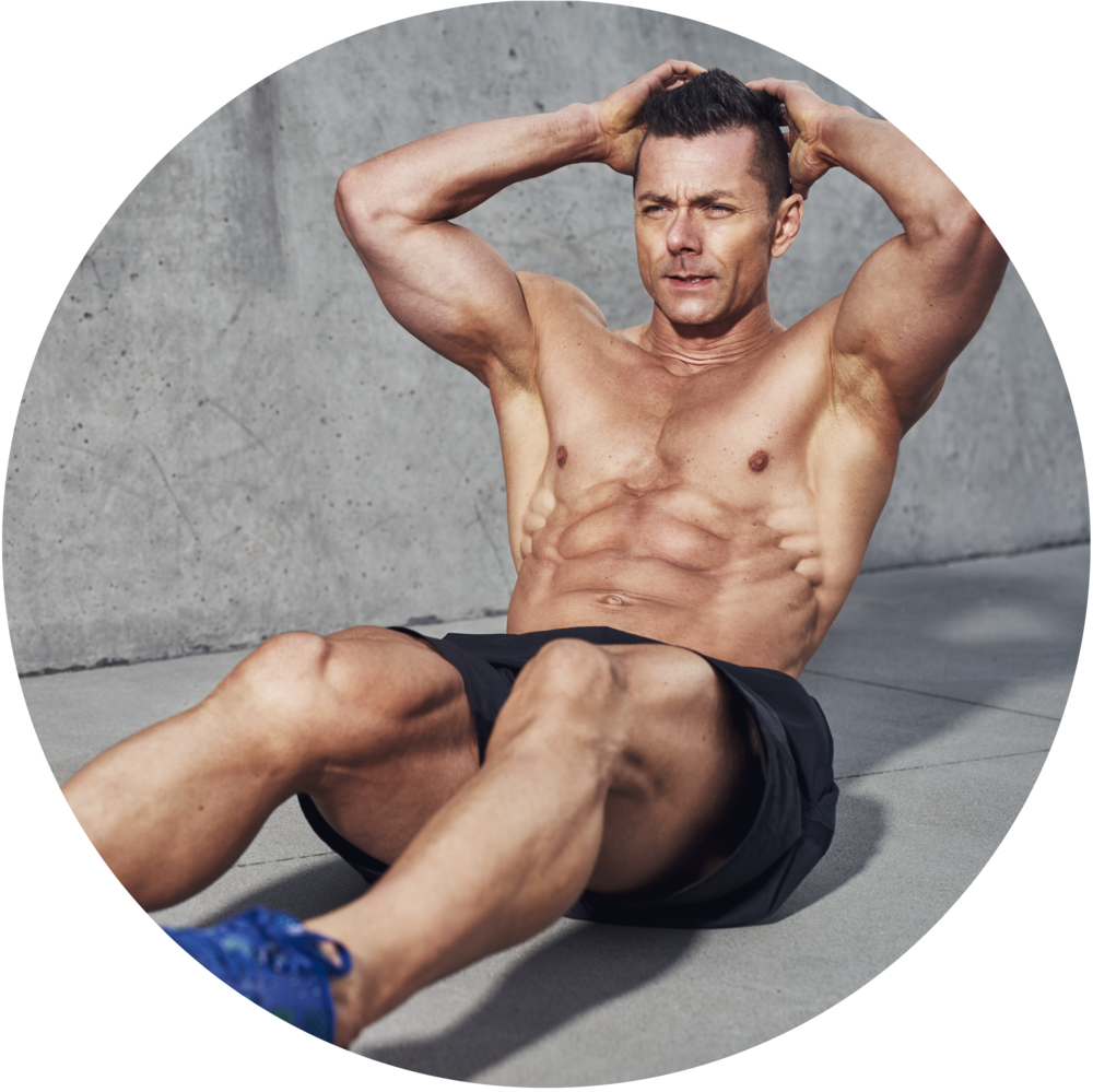 FAT LOSS - Low Testosterone can cause fat gain. Raising your testosterone will help to rapidly melt off unwanted fat without compromising muscle or strength.