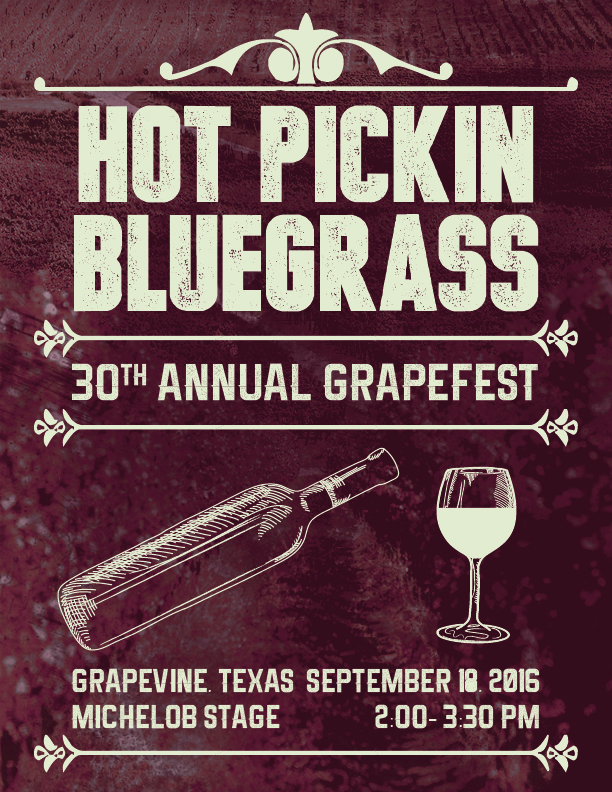 Hot Pickin 57s play 30th Annual Grapefest
