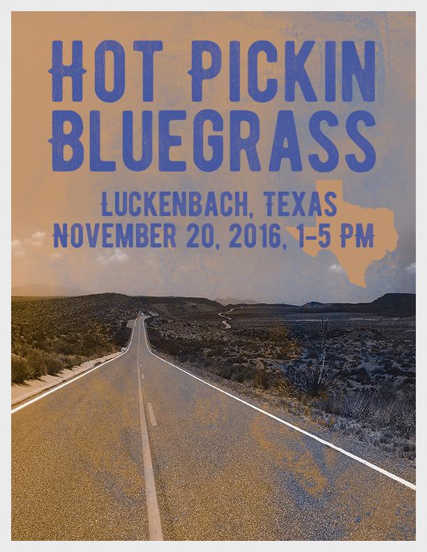 Hot Pickin 57s play Luckenbach Texas