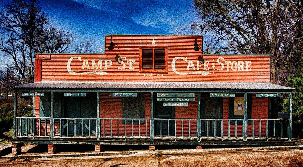 Hot Pickin 57s plays famed Camp Street Cafe