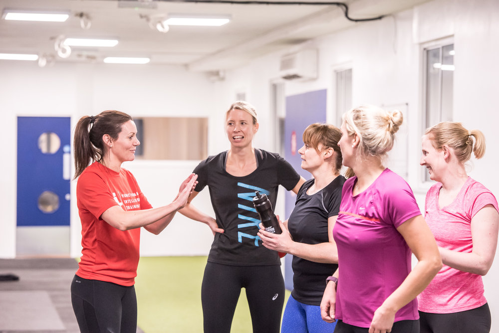 CREATING A GREAT TRAINING ENVIRONMENT