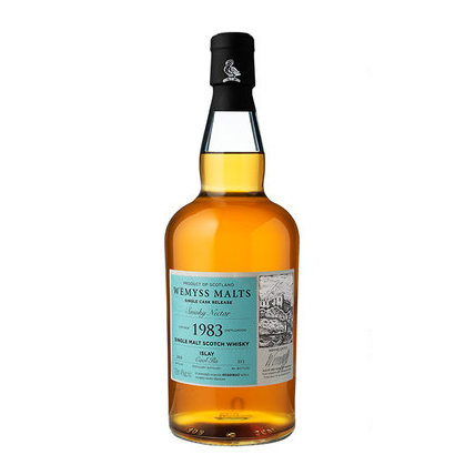 SMOKY NECTAR - Exclusive monthly release for our Wemyss Malts Whisky Club