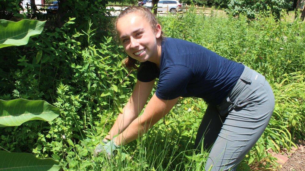 We offer many volunteer opportunities -