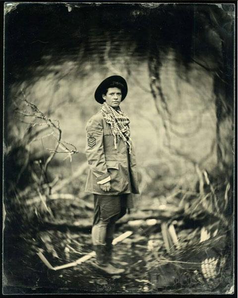 Portrait by  Michael N. Foster