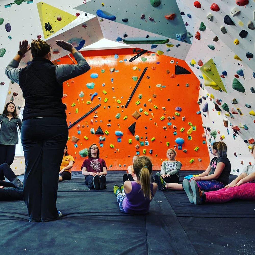Group Discounts -Private Gym and special rate - Groups of 10 or more pay $10 per climber for 2 hours of private gym access, climbing, and shoe rentals.A $50 non-refundable deposit is required to reserve.Stop in or email us - info@tablerockbouldering.com