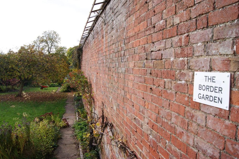 The Victorian Walled Garden