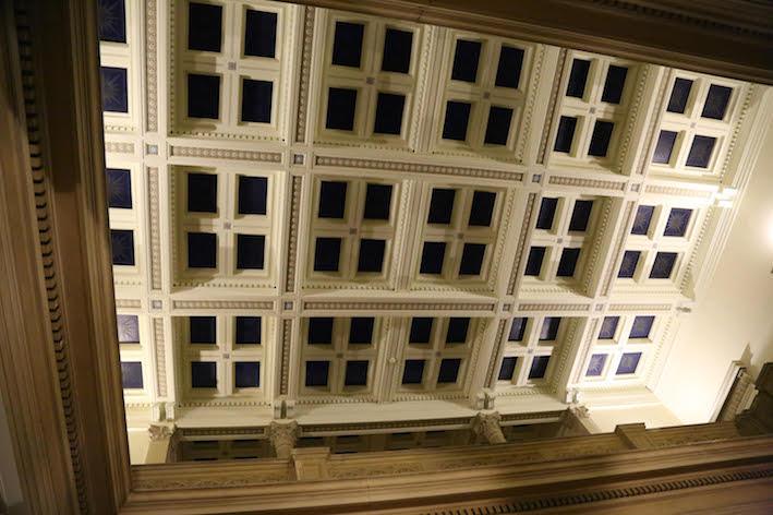 The Atrium Ceiling