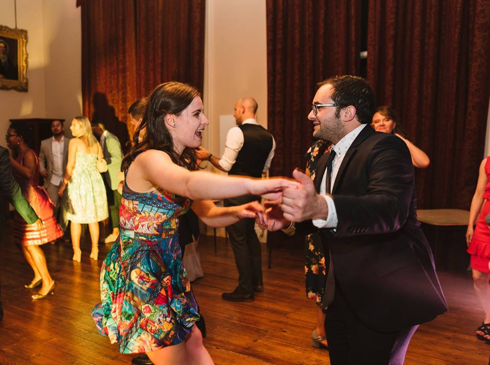 Dancing in the Dining Room by Flashbulb photography & Film.jpg