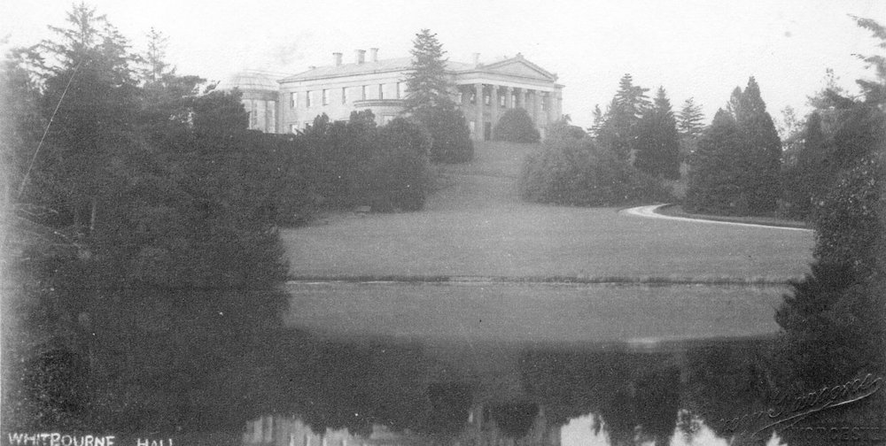 Whitbourne Hall From Dial Lake provided by Heather Colley .jpg