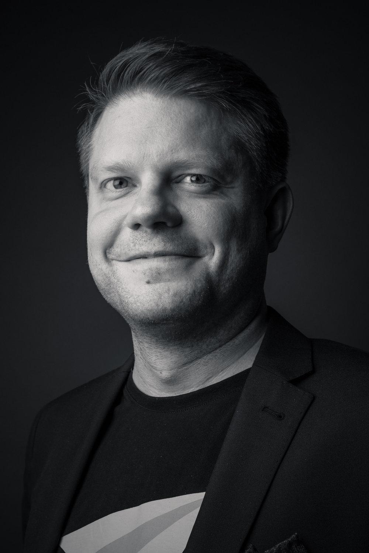 ILKKA KAIKUVUO  Co-founder of Framery & Surveypal