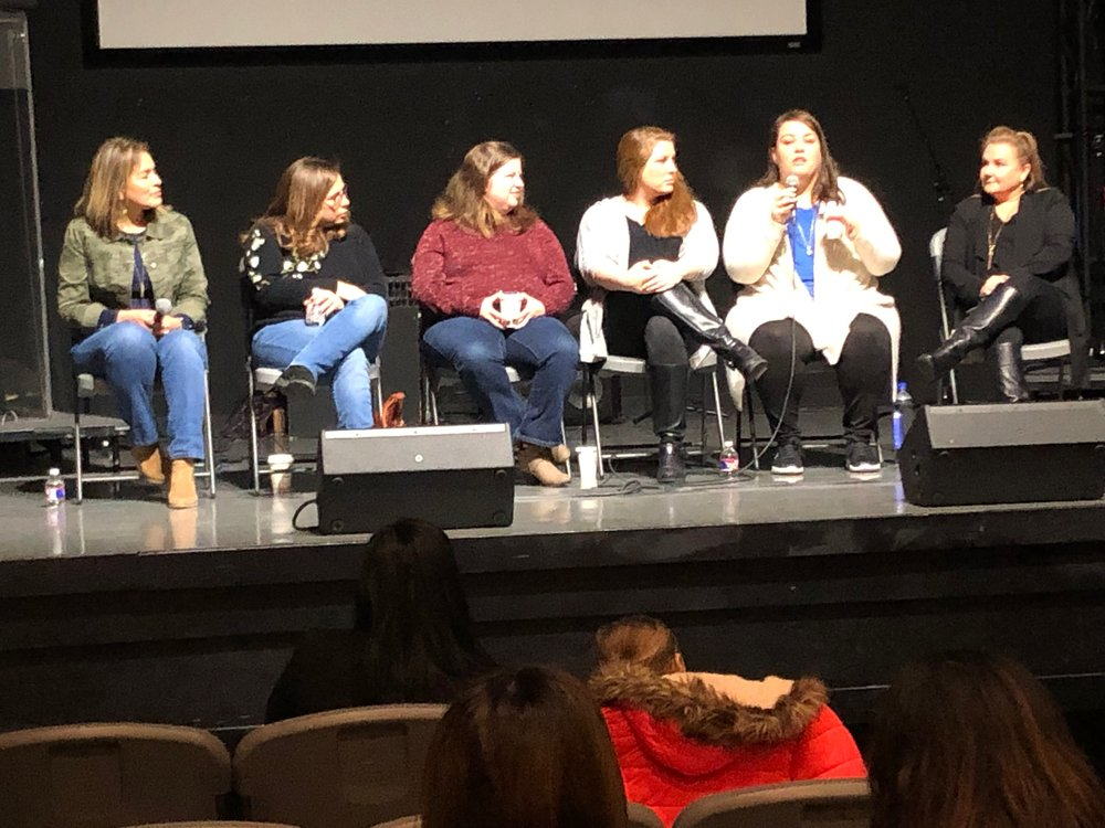 """""""The info from the panels and one on one meetings was very helpful. All the hosts did a fantastic job."""" - - Tony Fowler (Austin Powerhouse Weekend 2019)"""