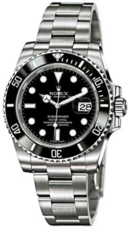 Rolex Submariner with date, Refererence 116610LN