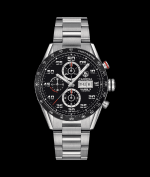 The Calibre Heuer 01 Automatic Chronograph