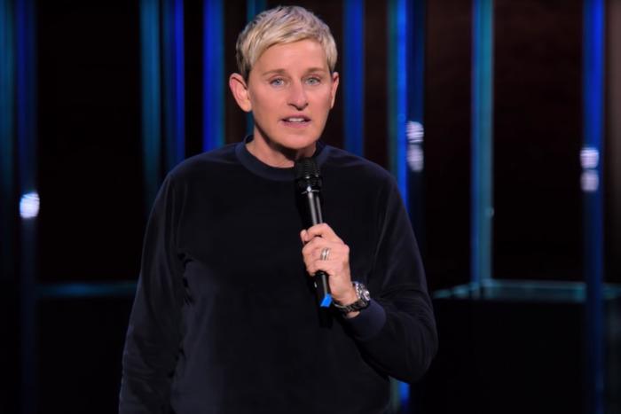 Ellen Rolex Daytona Relatable